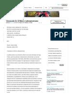 Venezuela en El Marco Latinoamericano - Documentos - Ymymejia