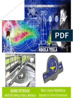 Instituto Nikola Tesla - Fortalecimento de comunidades rurais com objetivo de decentralizaçao de sistemas de geraçao e distribuiçao de energia - Brasília DF