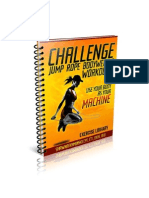 Challenge Workout Body Weight Exercise Library