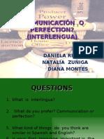 COMUNICACIÓN  O PERFECTION1