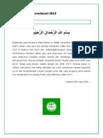 Nota Malaysia Berselawat 2013