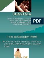 Oficina Shantala