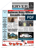 Liberian Daily Observer 01/14/2014