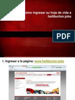 Como Ingresar CV a Hal.jobs