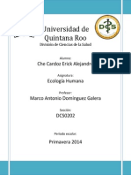 Tarea 1. Mortalidad y Morbilidad en Quintana Roo