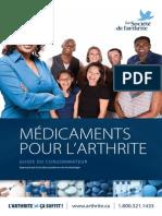 Arthritis Medications Guide FR
