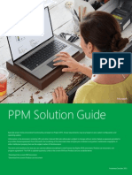 Ppm Solution Guide