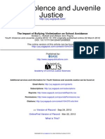 Youth Violence and Juvenile Justice 2012 Hutzell 370 85