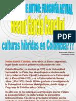 filosofía actual_Néstor García Canclini