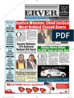 Liberian Daily Observer 01/21/2014
