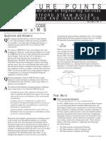 Primaary Membrane Stresses - PP-1999-12