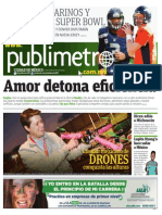 20140120 Mx Publimetro