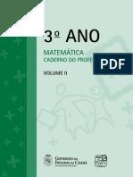 Matematica Cad Do Prof 3 Ano 3 e 4 Bimestre