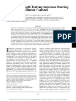 Entrenamiento de Fuerza y Eficiencia Mecanica 2008 (Cajigal)