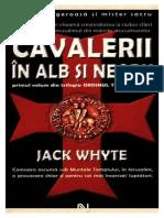 Jack Whyte - [Ordinul Templierilor] 1 Cavalerii in Alb Si Negru (v.1.0)