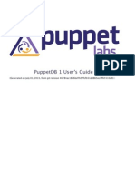 puppet database