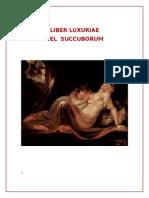 Frater Eon6 Liber Luxuriae Vel Succuborum