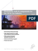 Elastomeric Seals & Components for Oil & Gas Industry