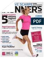 Runners World Italia Ottobre 2012