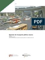 opciones de sistemas de transporte masivo  - GTZ.pdf