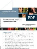Addressing the Network - IPv4 and Subnetworking (IP adressing and subnetting)