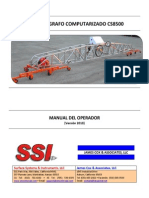 CS8500 Manual 2010 Español