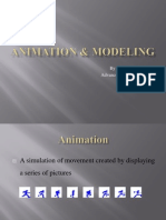 Animation & Modeling