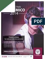 instructivo academico 01-2014