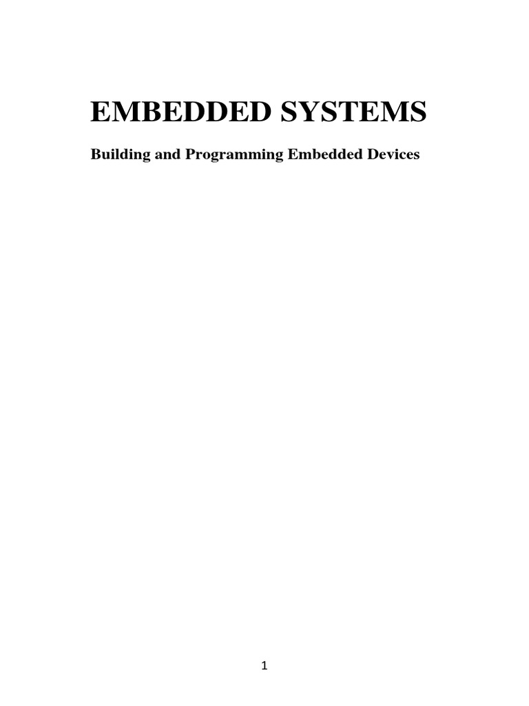 Embedded Systems System Random Access Memory Pic Programmable Integrated Circuits Wouter Van Ooijen