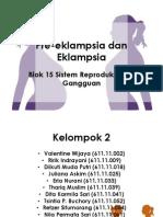 Pre-Eklampsia Dan Eklampsia