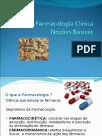 Noções Básicas de Farmacologia