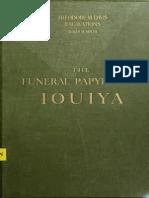 FuneralPapyrus ofYuya