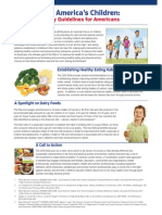 ChildNutrition DGA