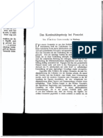 Gawronsky - Das Kontinuitatsprinzip Bei Poncelet