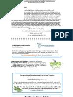 Newsletter, February 2014