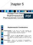 Dosage Form Design (3)