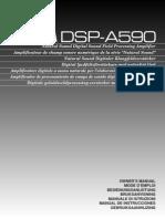 Yamaha DSP A590