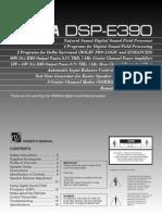 Yamaha Dsp e390