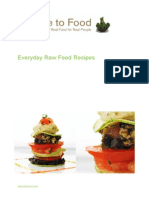 Everyday Raw Food Recipes