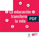 La Educacion Transforma