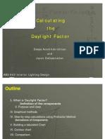 Daylight Factor