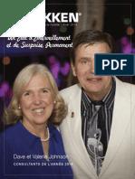 2014-1 Hiver Magazine de la famille Nikken