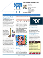 February Home Newsletter