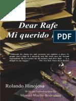Dear Rafe /Mi Querido Rafa by Rolando Hinojosa