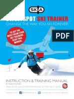 Ski Trainer Manual_english