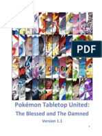 The Blessed and the Damned 1.1