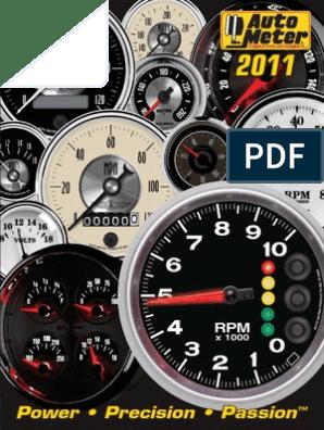 ispacegoa.com AUTO METER 87-93 Mustang 2-5/8in Dual Gauge Cage P/N ...