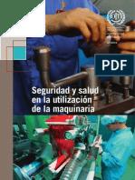Seguridad y Salud en La Utilizacion de Maquinaria