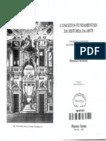 Wolfflin H Conceitos Fundamentais Da Historia Da Arte
