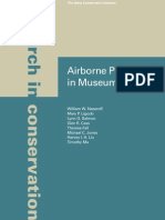GCI - Airborne Particles in Museums